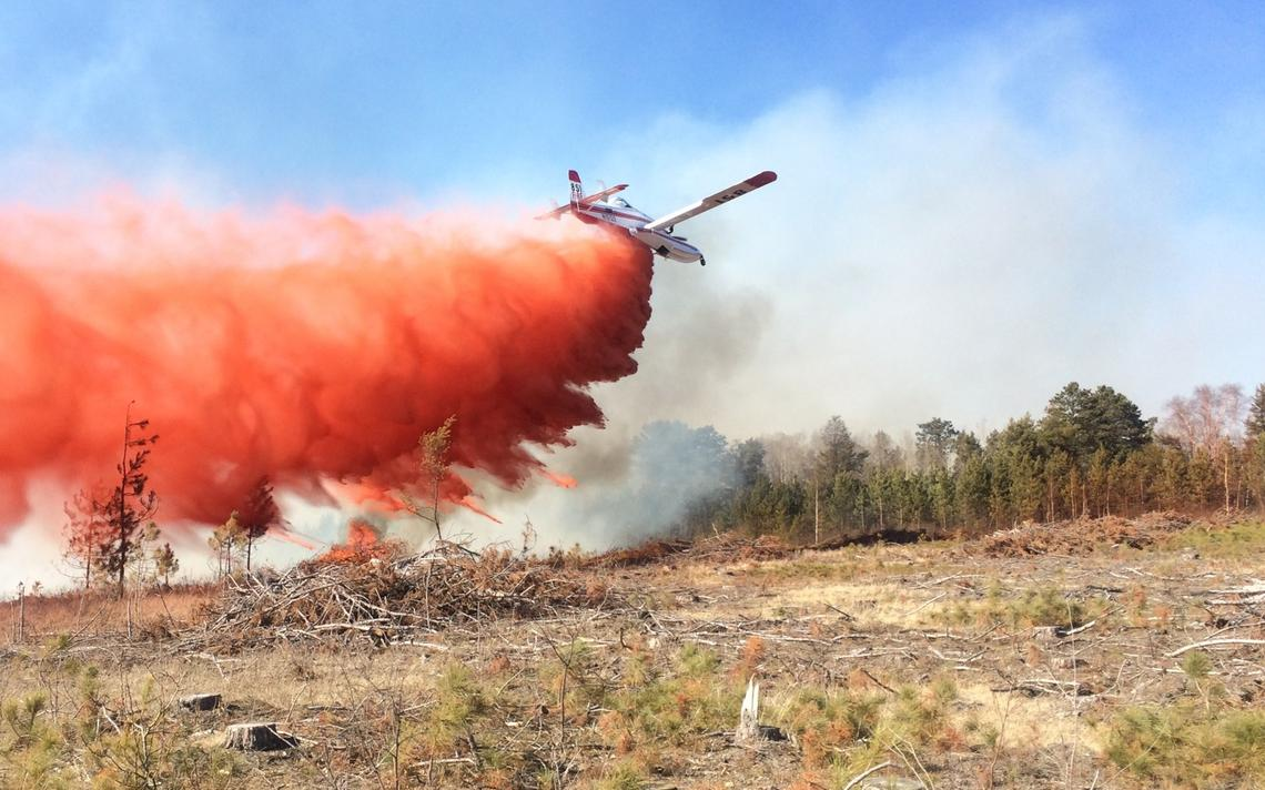 House approves legislation to study drone incursions on fighting wildfires