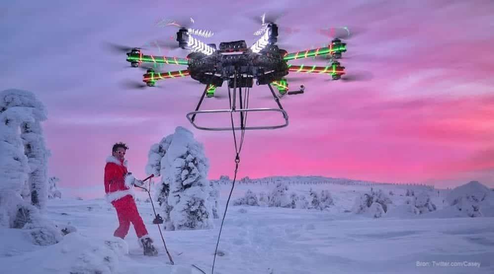 Drone-board stunt cost millions, says Casey Neistat