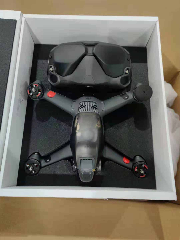 DJI FPV Drone also confirmed in FCC Filings