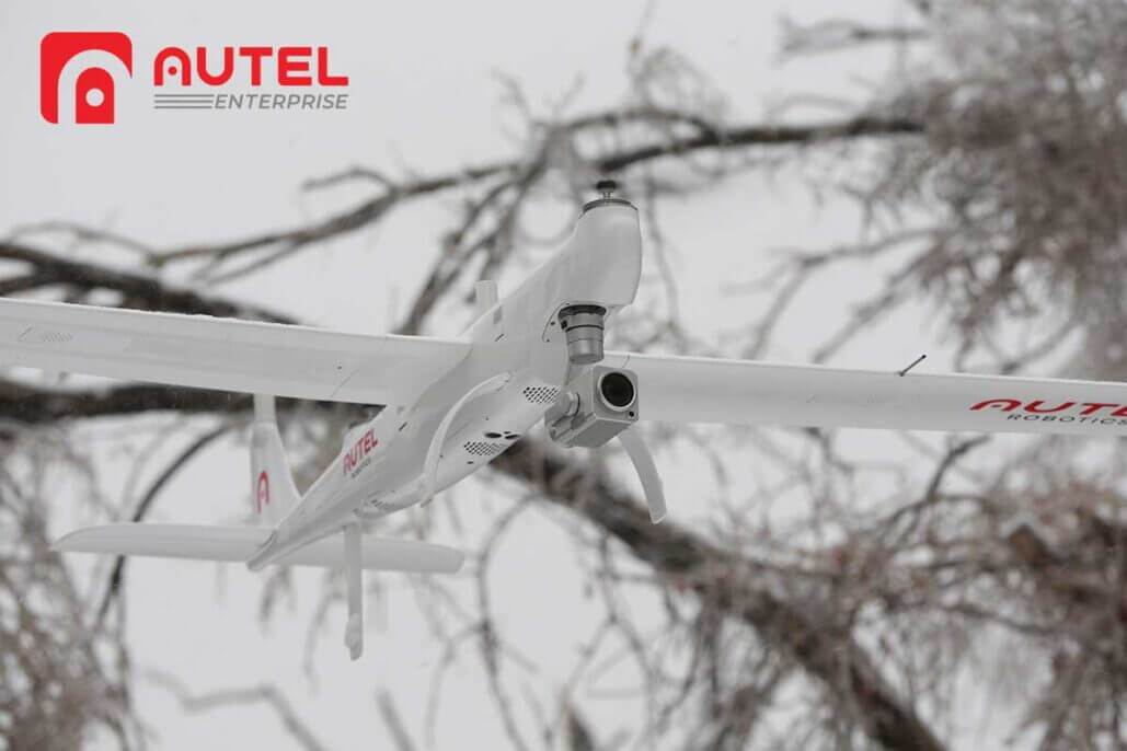 Autel launches Dragonfish VTOL and EVO II RTK drones at CES 2021