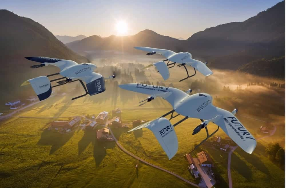 Wingcopter expands to US, develops next-gen drone with $22M in funding