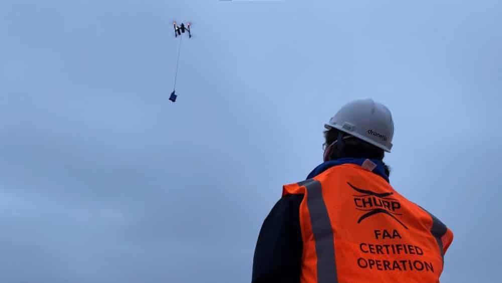 NUAIR reaches new milestone in FAA drone program