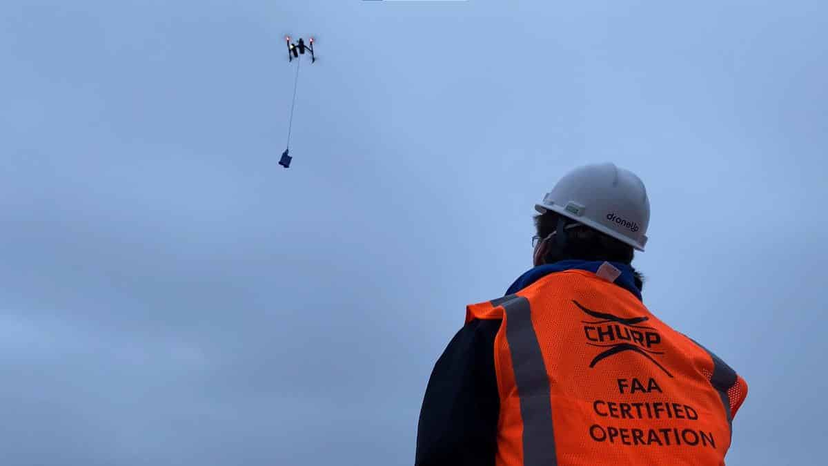 NUAIR reaches new milestone in FAA drone program