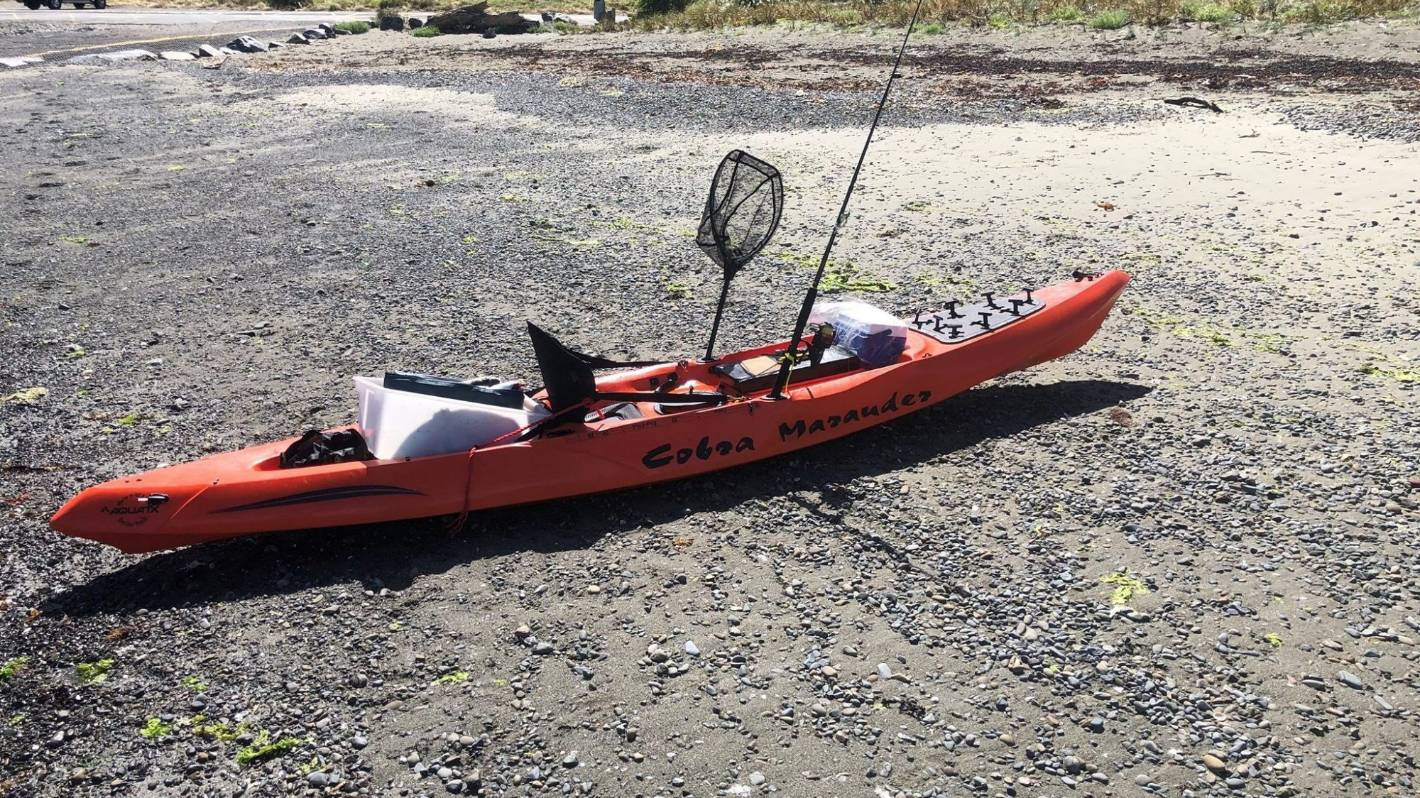 Drone used to help find lost kayaker in New Zealand