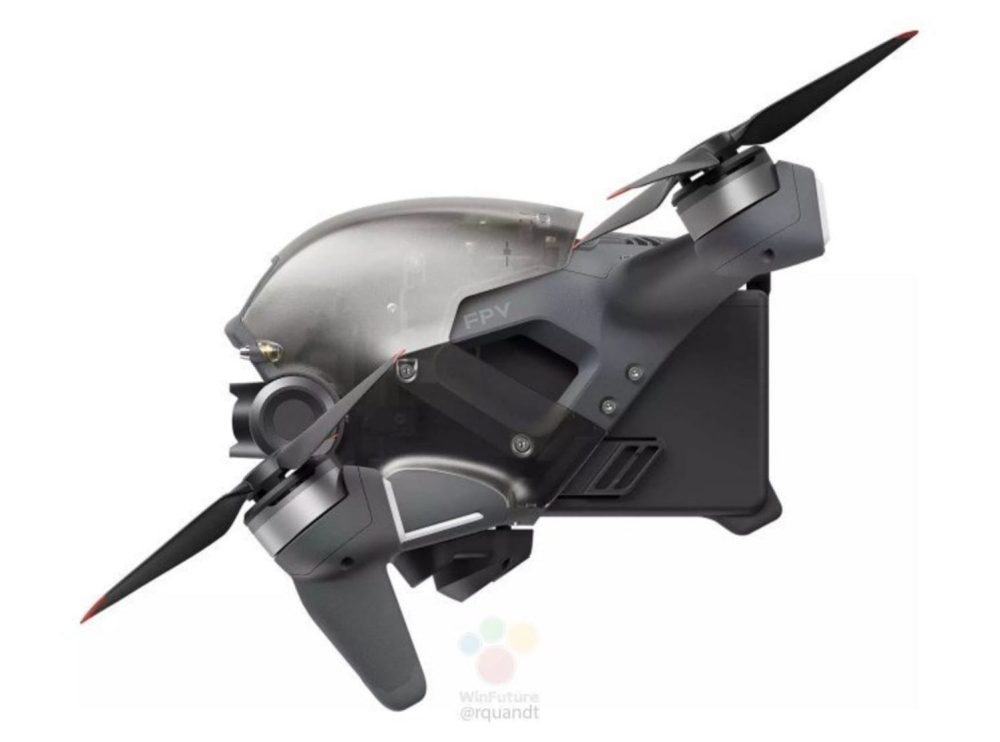 DJI FPV drone retail prices leaked in Euros
