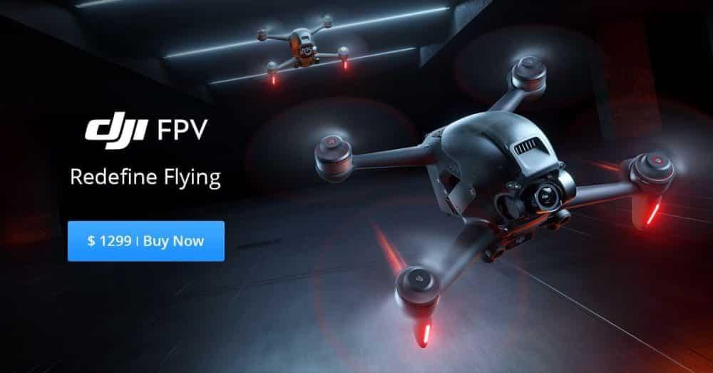 All DJI FPV drone information leaks pre-launch