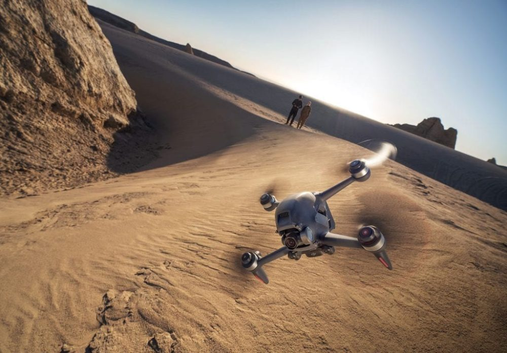 DJI FPV drone redefines flying and sells for $1299 promises DJI