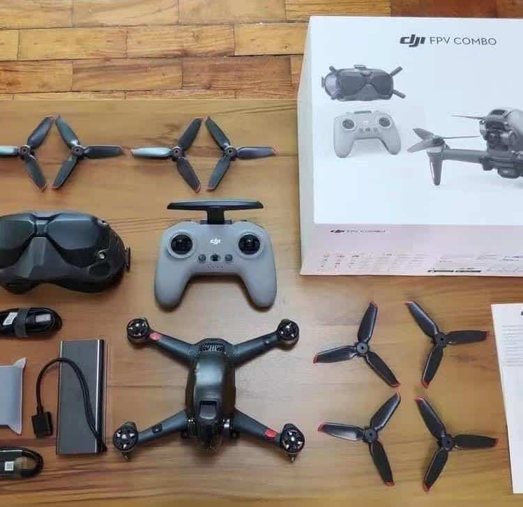 DJI Flash FPV drone photos leak ahead of launch