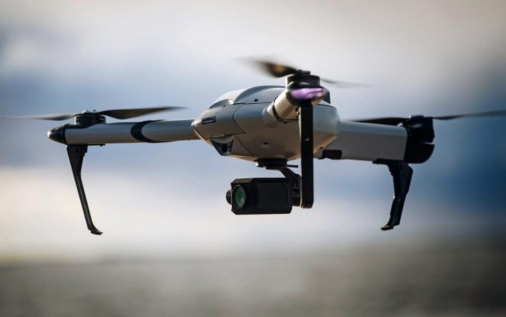 Dutch border patrol to use thermal drones to fight human trafficking