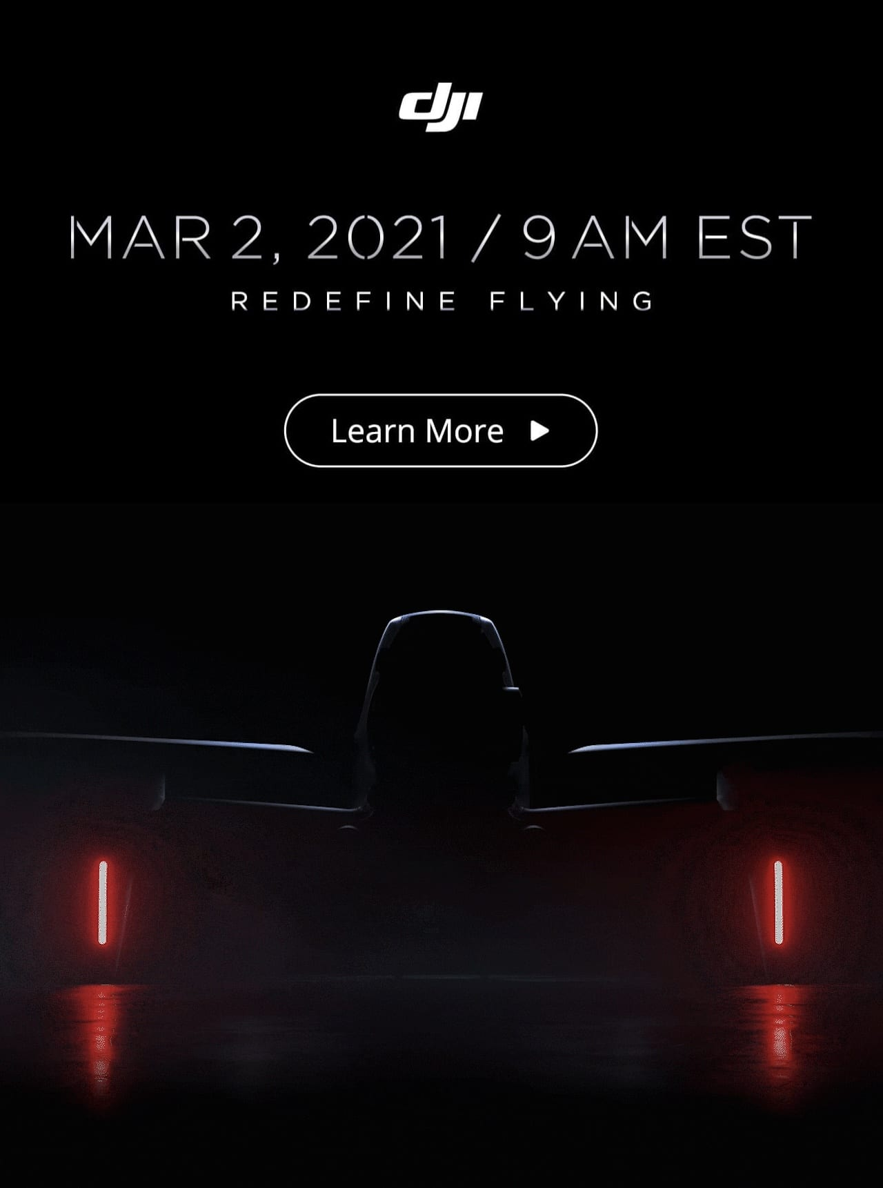 Official DJI FPV drone announcement follows series of leaks