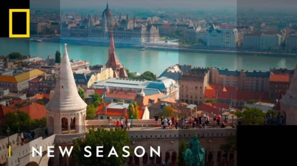 """National Geographic: Second season of """"Europe from Above"""""""