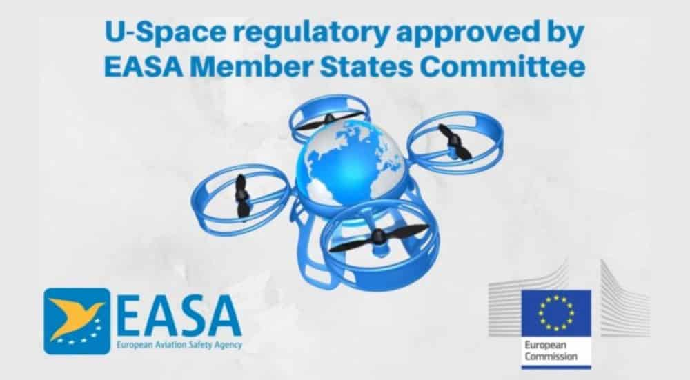 European member states agree on introduction new drone airspace class