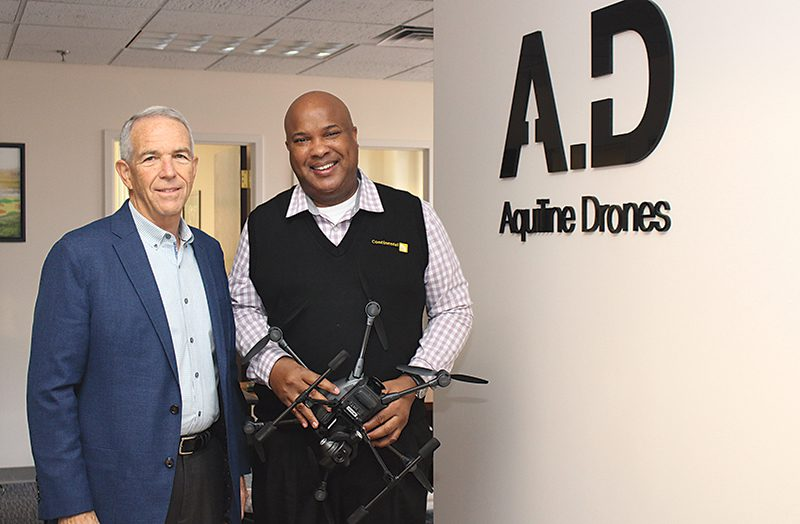 Aquiline Drones launches manufacturing downtown Hartford, CT