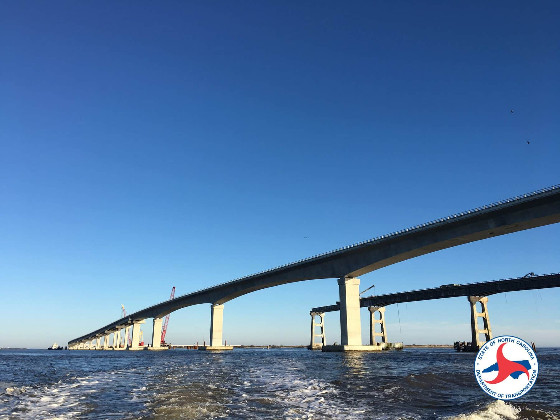 OBX bridge inspected by Skydio drones for first time