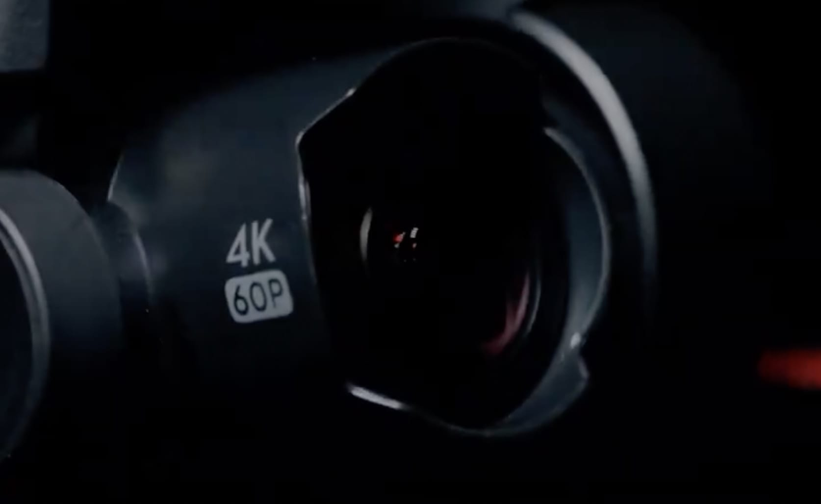 DJI shows 4K at 60fps for DJI FPV drone in new teaser video