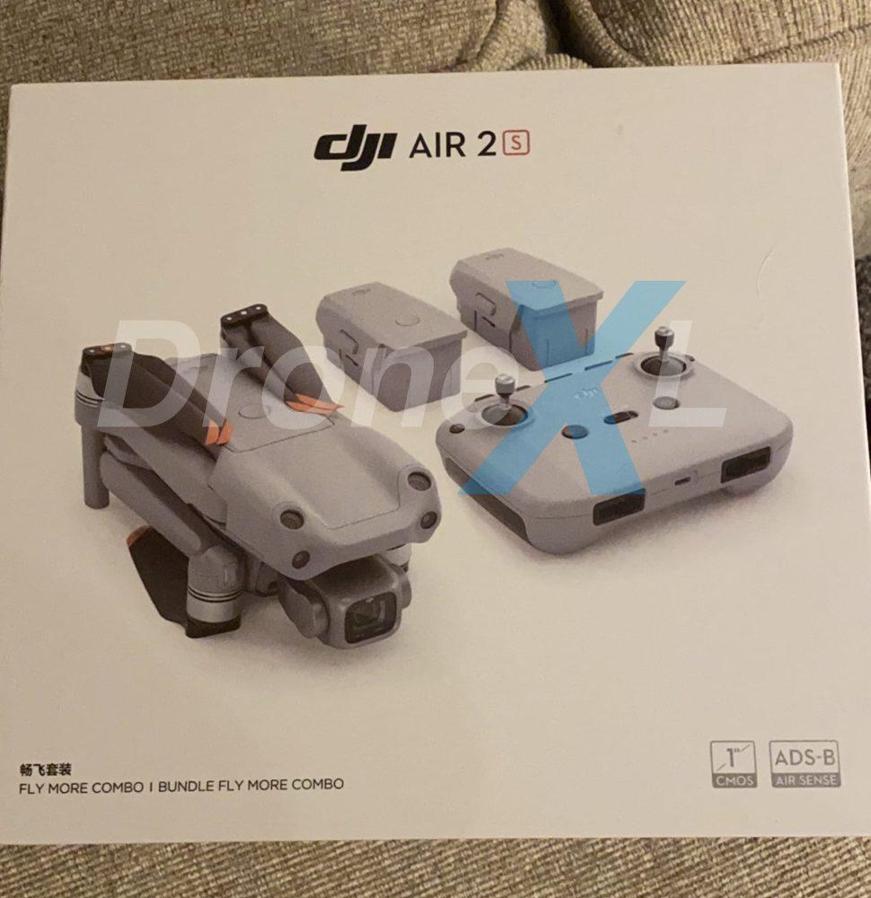 First DJI Air 2S sold by BestBuy in Richmond, Virginia