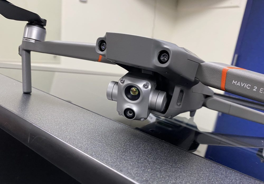 Port St. Lucie Police receive two DJI Mavic 2 Enterprise Advanced drones