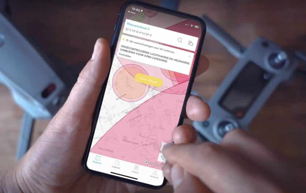 AirHub partners with Altitude Angel for dynamic drone map