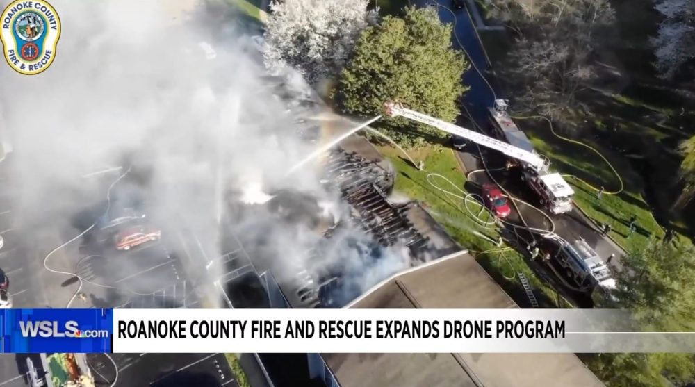 Using drones to deliver supplies in emergency situations