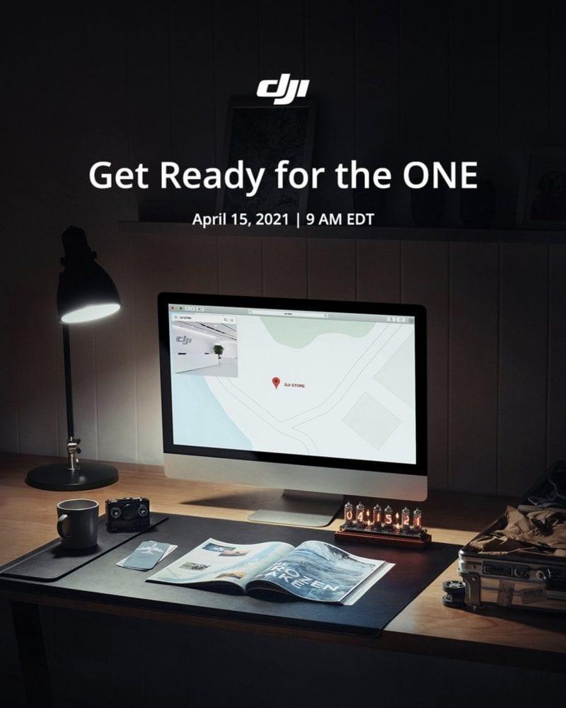 DJI Air 2S official announcement - April 15th, 2021