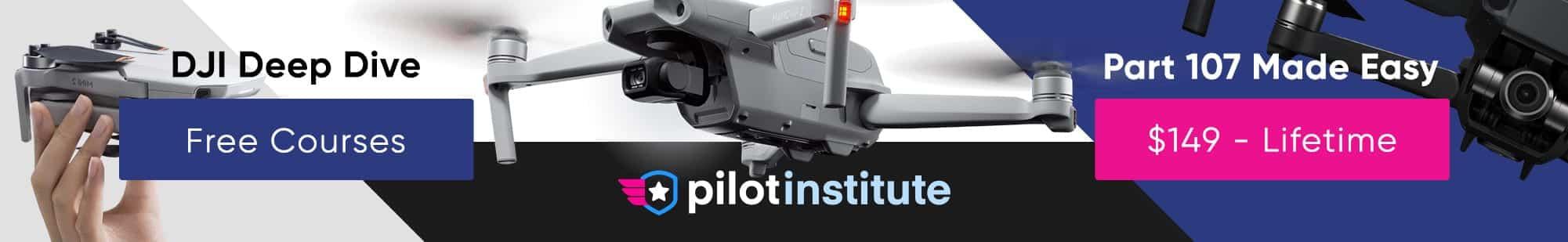 pilot institute dronexl