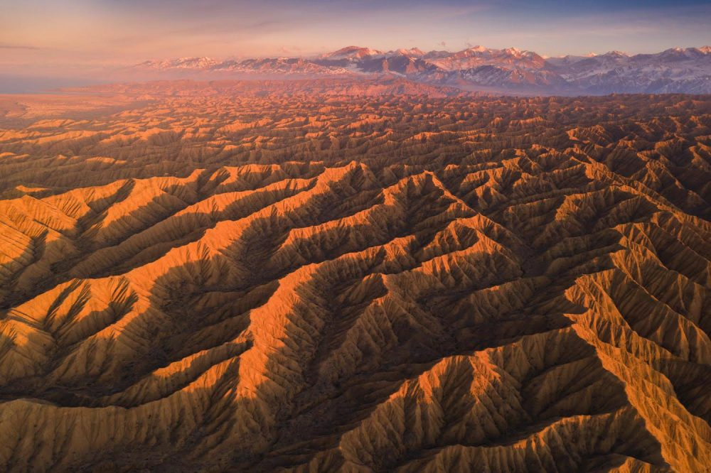 Drone photography tips from landscape photographer Albert Dros