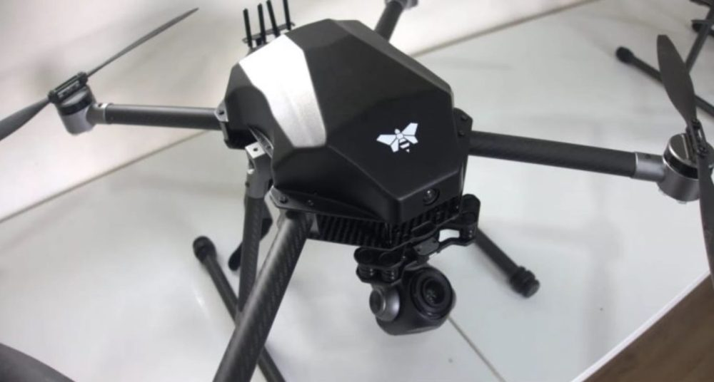 Sky Drone introduces ready-to-fly 5G drone for BVLOS missions