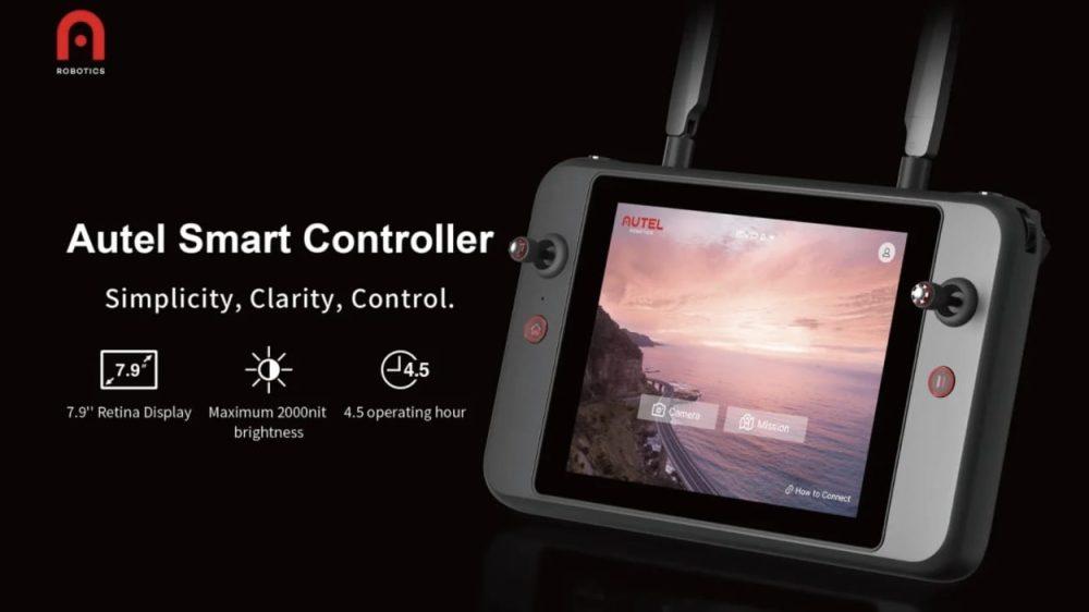 Autel Robotics releases Smart Controller for EVO II