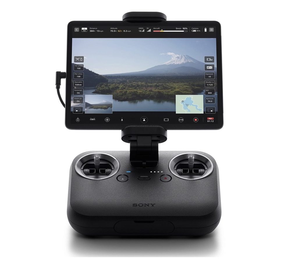 Sony Airpeak S1, a $9k drone for full-frame Sony Alpha cameras