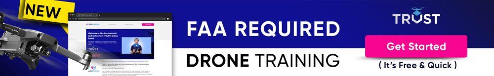 FAA required Trust Training from Pilot Institute