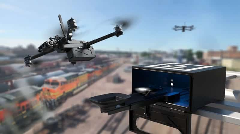 FAA approves BNSF Railway use Skydio drones for remote inspections
