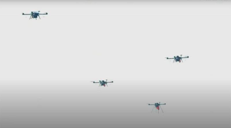 Pentagon explores deployment of autonomous offensive drone swarms
