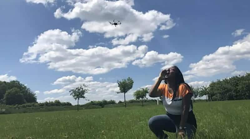 German researchers develop rescue drone that can recognize calls for help