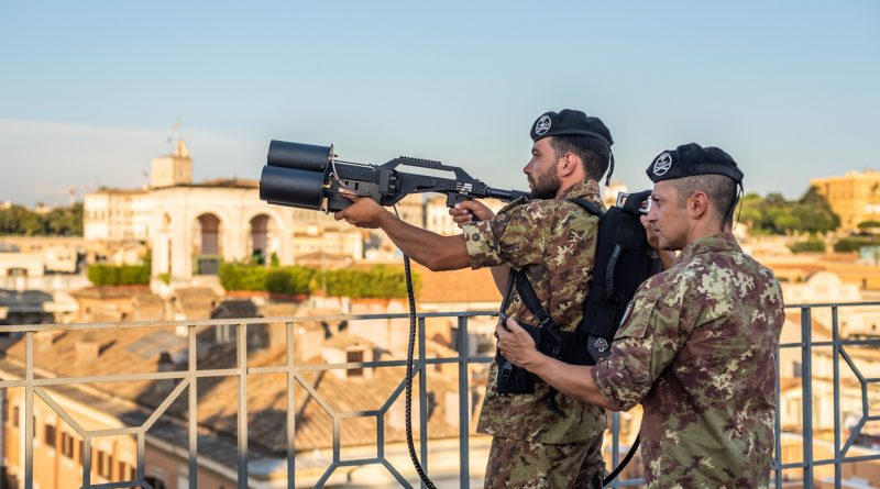 EU invests €15 million in Europe-wide anti-drone project