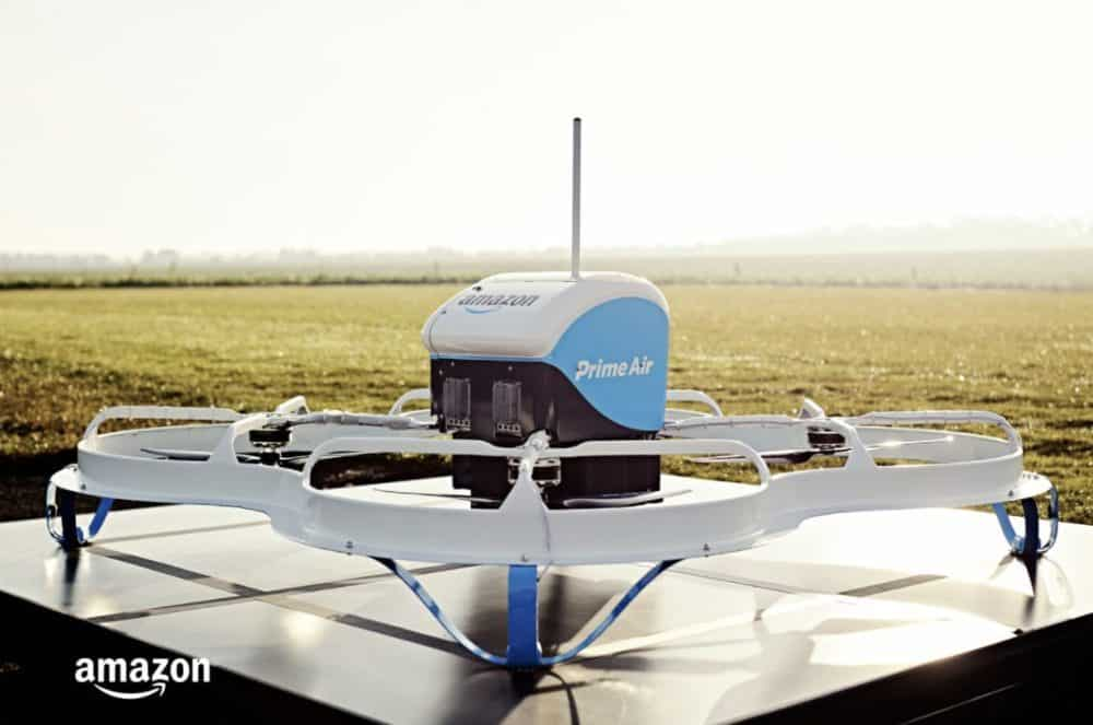 Amazon Prime Air drone delivery program is falling apart before ever taking off