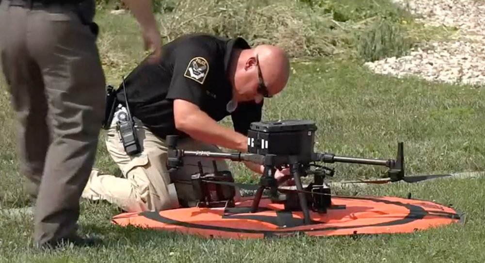 Omaha Police Department drone program is hugely successful