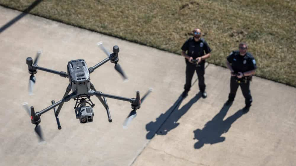 Vallejo police department expands successful drone program