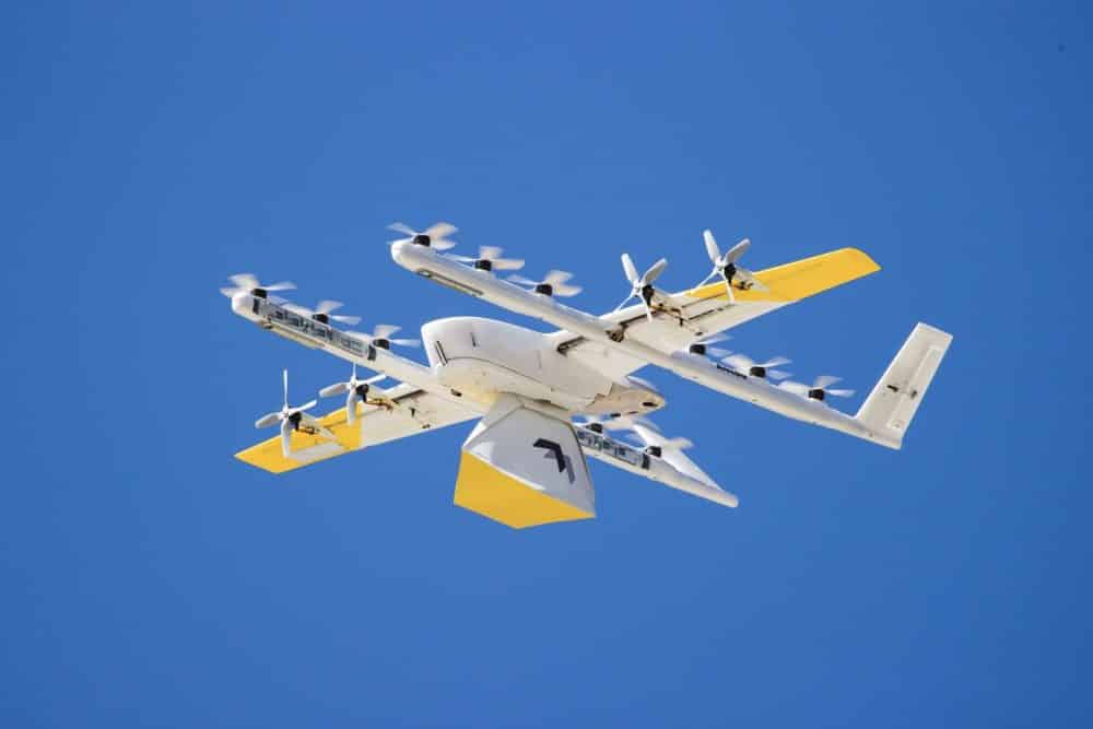 Wing to hit 100,000 drone deliveries in Australia