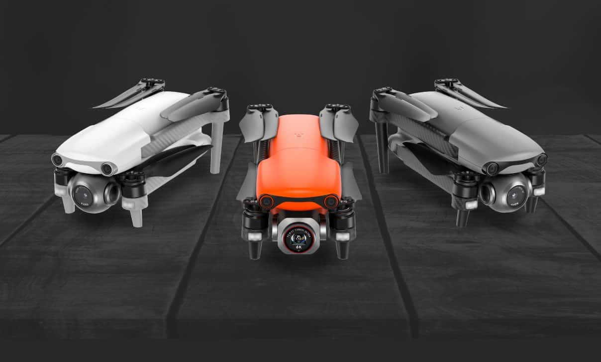 Autel announces Nano and Lite drones. We have the leaked detailed photos for you.