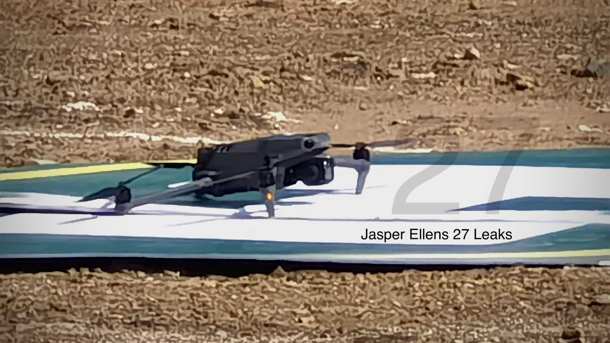 DJI Mavic 3 drone shows up again in best-leaked photos to date