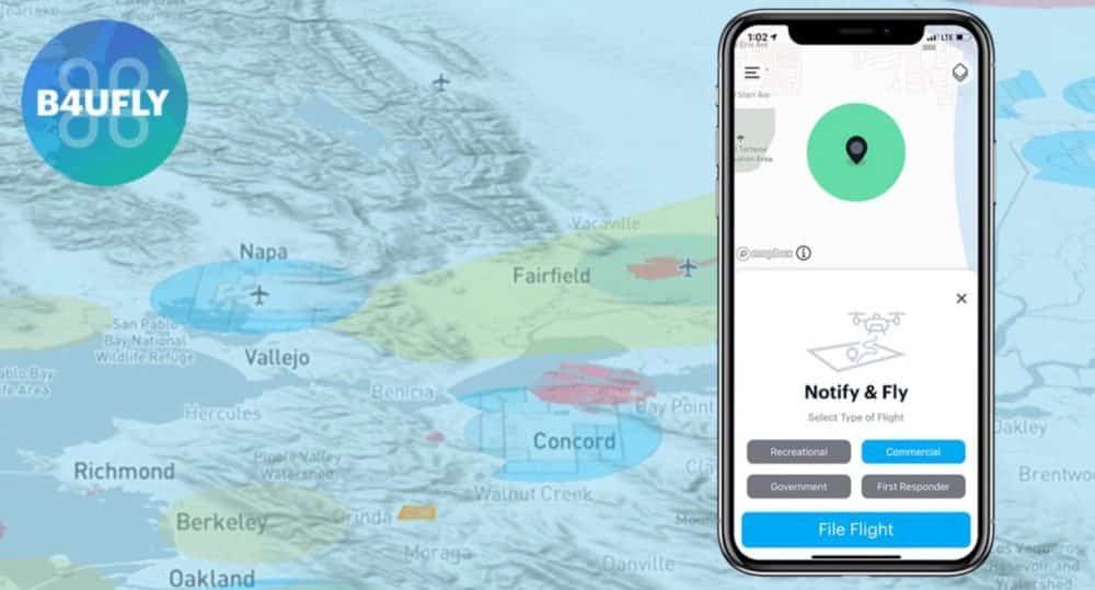 Aloft introduces Notify and Fly for B4UFLY