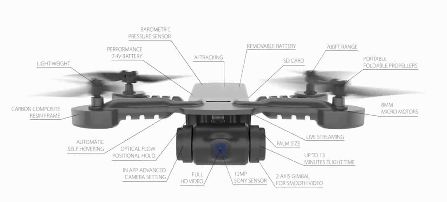 Micro Drone 4.0 fiasco investigated by Indiegogo