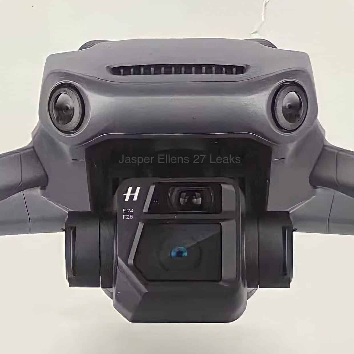 More details of DJI Mavic 3 drone revealed in newly leaked photos