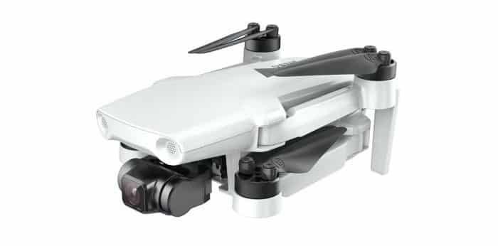 New Hubsan Zino Mini SE drone: 4K, under 250 grams