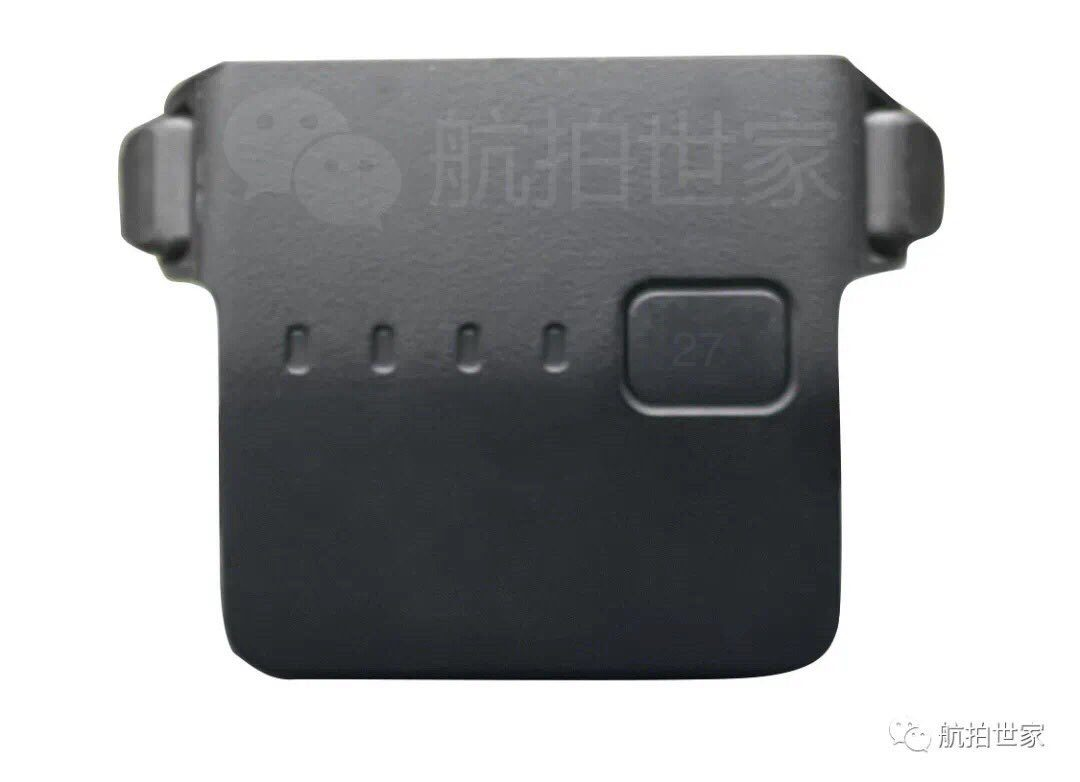 More DJI Mavic 3 photos leaked, including detailed shots of battery