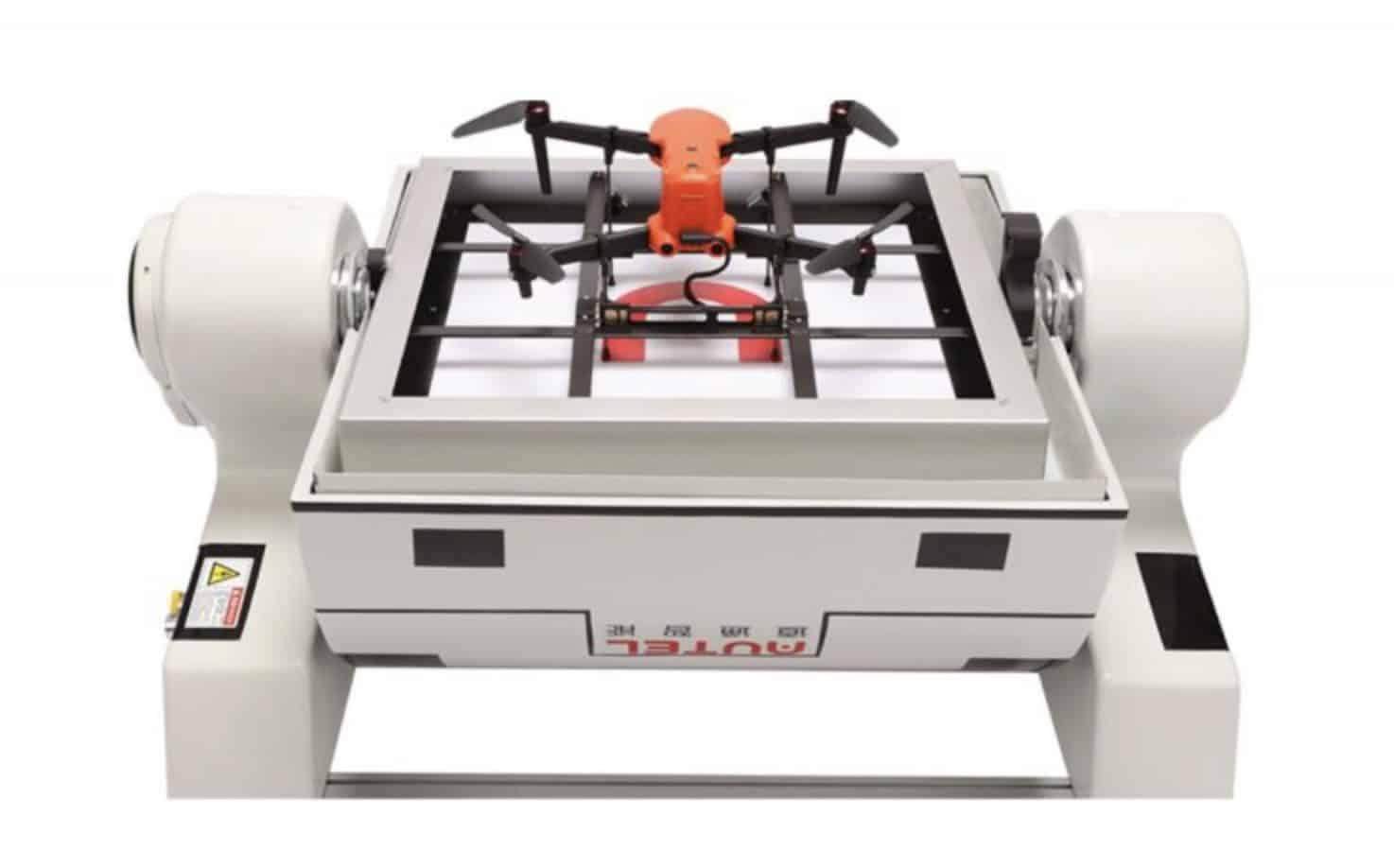 Autel Introduces EVO II Series Drone Docking Station