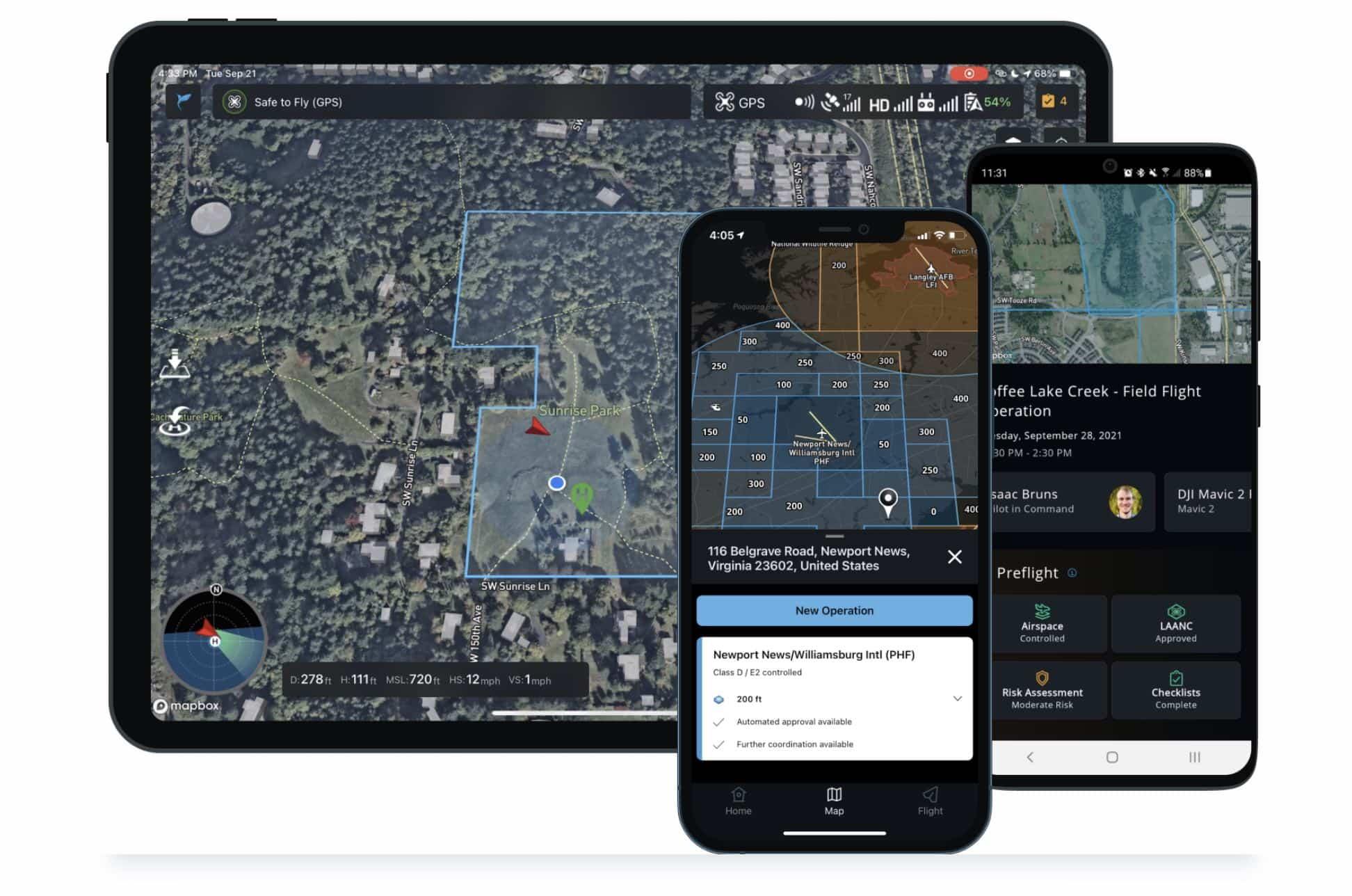 Skyward introduces newly designed Skyward InFlight mobile app
