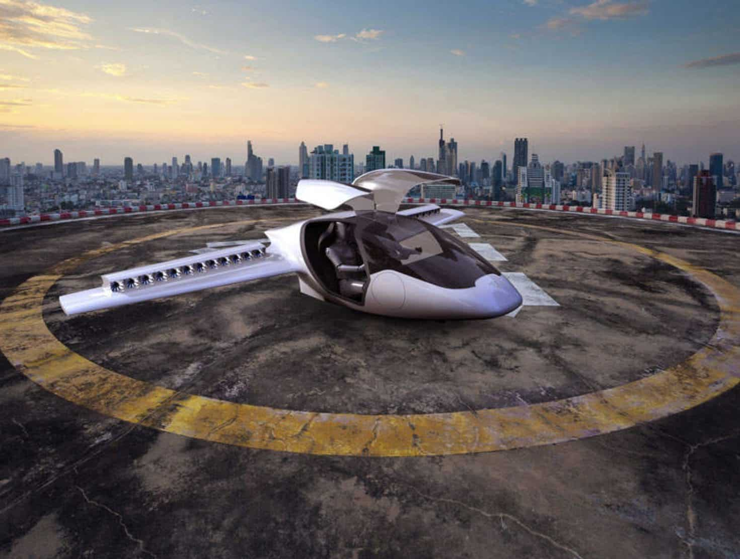 Elon Musk dying to do a supersonic, eVTOL jet