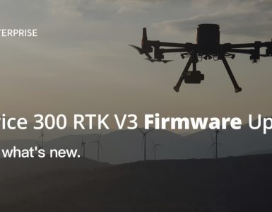 DJI Matrice 300 firmware update adds privacy and security measures